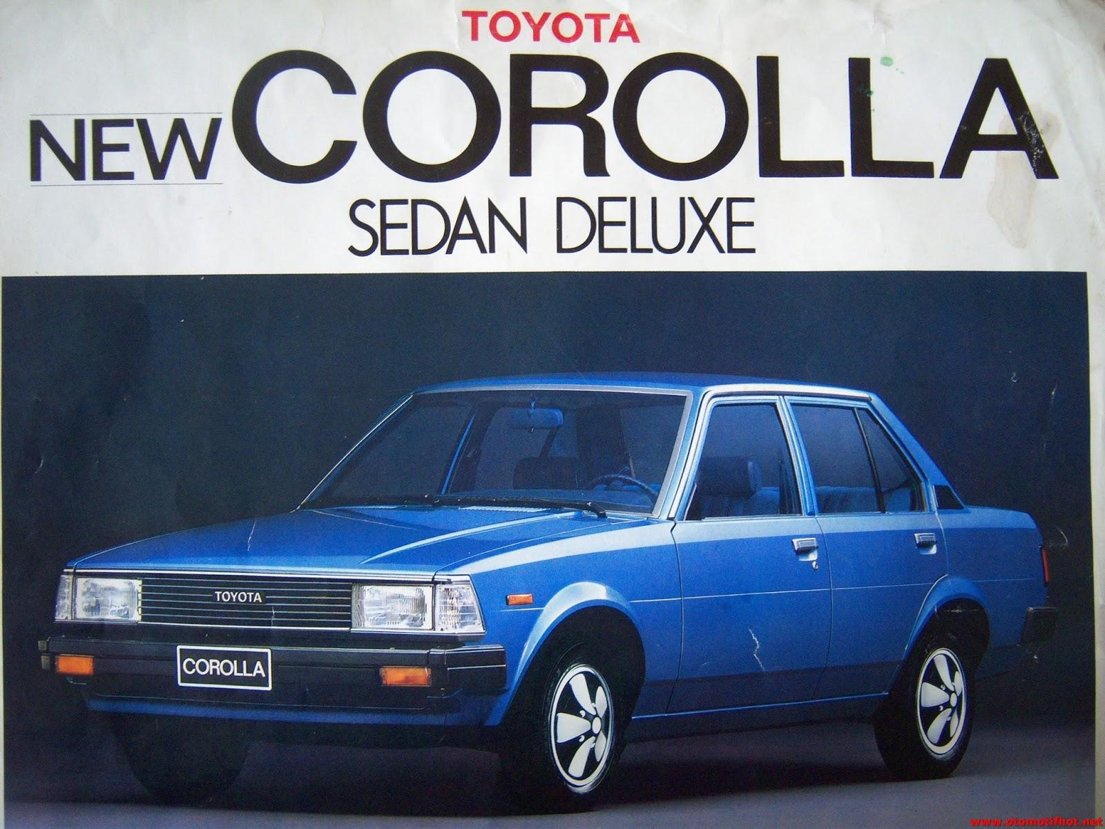 Review Lengkap Mobil Retro Toyota Corolla DX