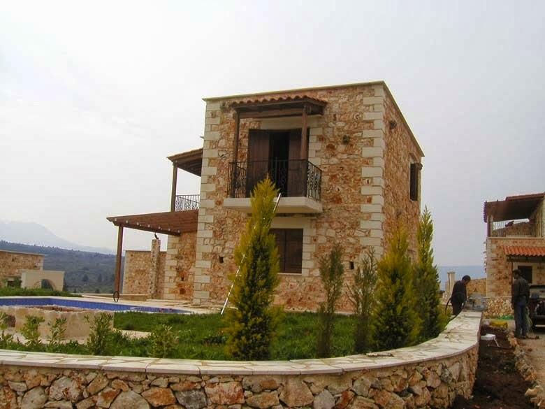 Fachadas de piedra - Planos de casas de piedra ...