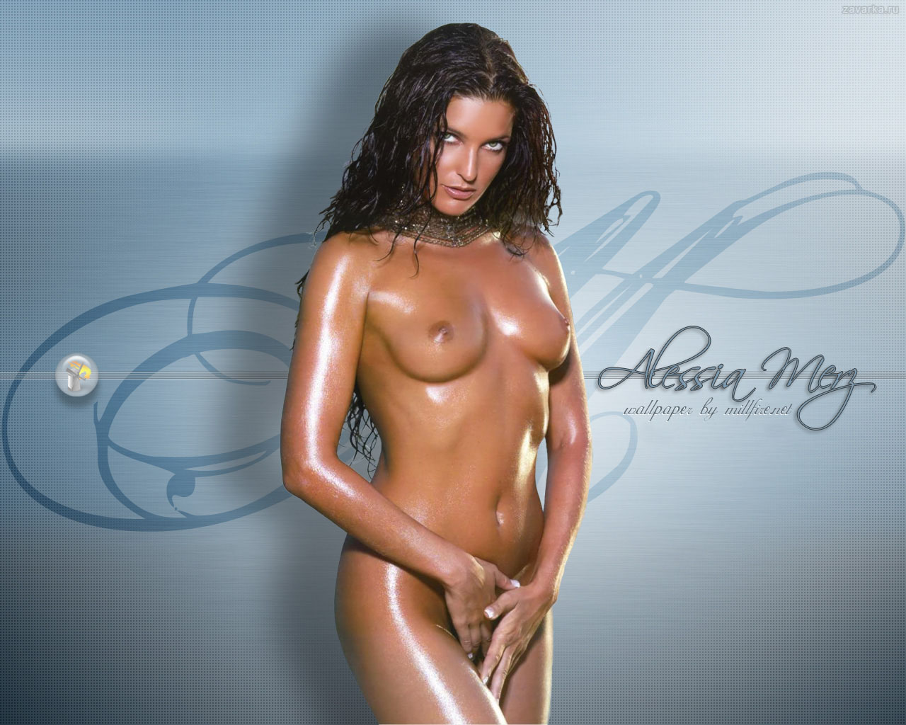 videos-alessia-merz-naked-nude-black