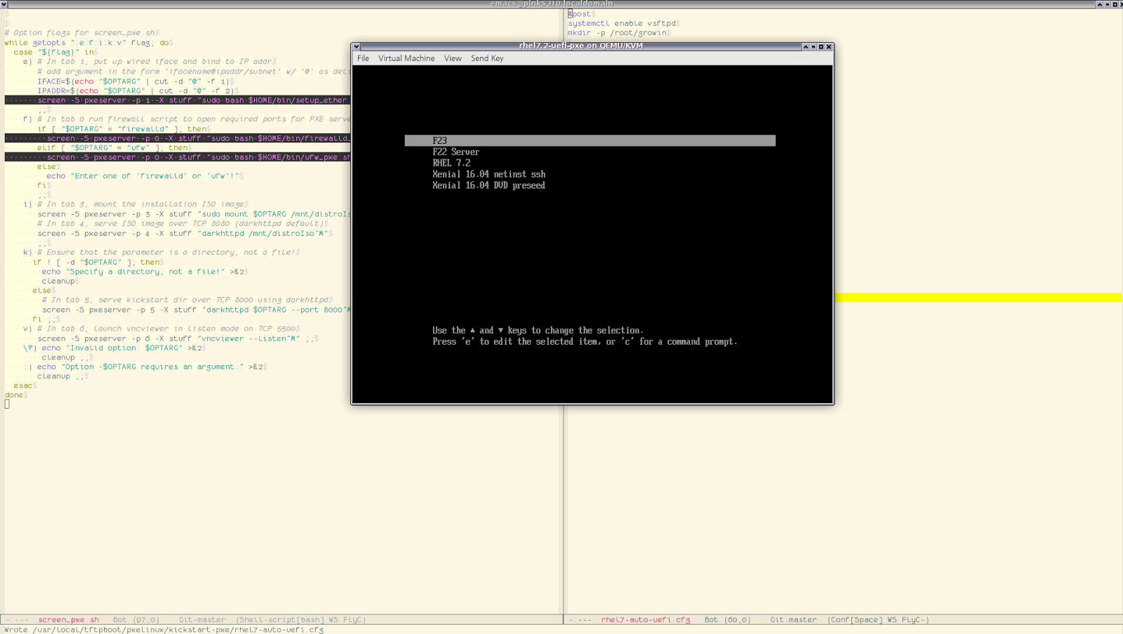 Jun's Pocket Plane: Enable PXE netboot in KVM guests for