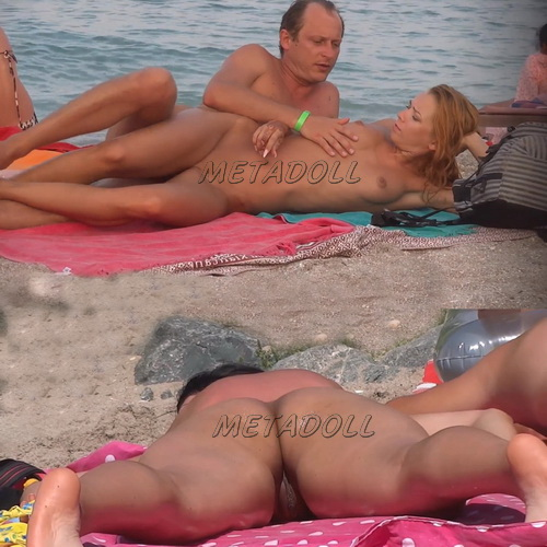 NudeBeach bb14043-14051 (Beach Voyeur Nude Females Spy cam)
