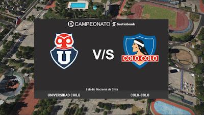 PES 2019 Scoreboard Campeonato Scotiabank Season 2018/2019