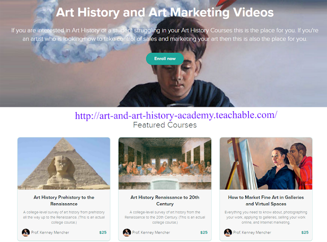 http://art-and-art-history-academy.teachable.com/