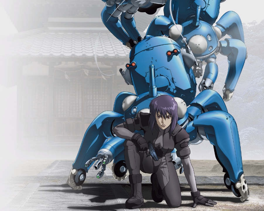 Ghost in the Shell: Stand Alone Complex BD Subtitle Indonesia Batch