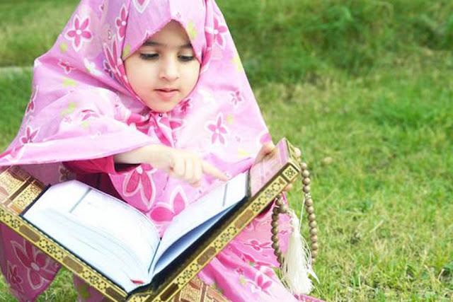 Agar Balita Lancar Baca Qur'an, Orang Tua Harus Melakukan Beberapa Hal Ini