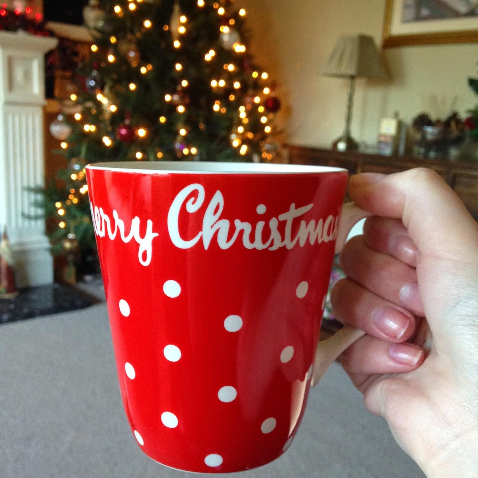 Cath Kidston Merry Christmas Mug