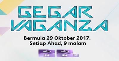 Video Konsert Gegar Vaganza 2017 Minggu 5 Online