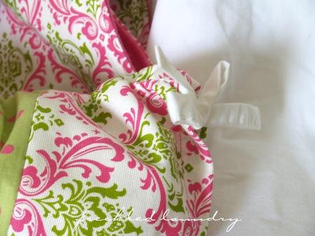 Mini Crib Bedding