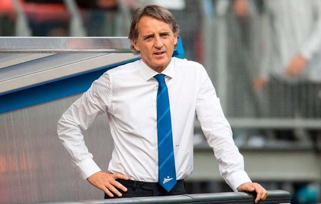 Mancini Tertarik Menjadi Pelatih Timnas Italia