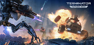 Terminator Genisys Future War Mod Apk v1.0.6.64 Unlimited Money Terbaru