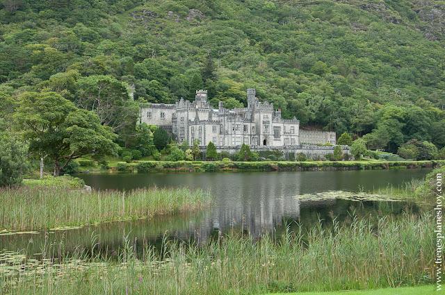 Abadía de Kylemore Condado de Galway Irlanda