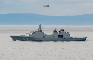 Fregat Kelas Iver Denmark