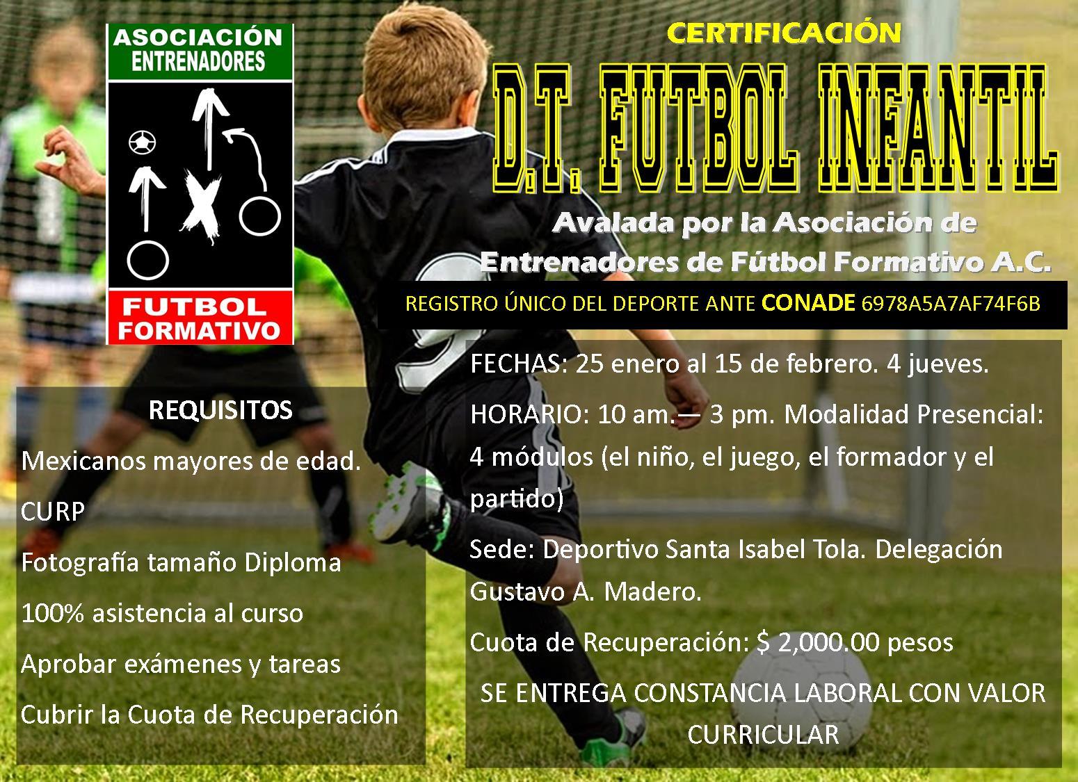 Futbolscopia Curso Certificación Director Técnico De Fútbol