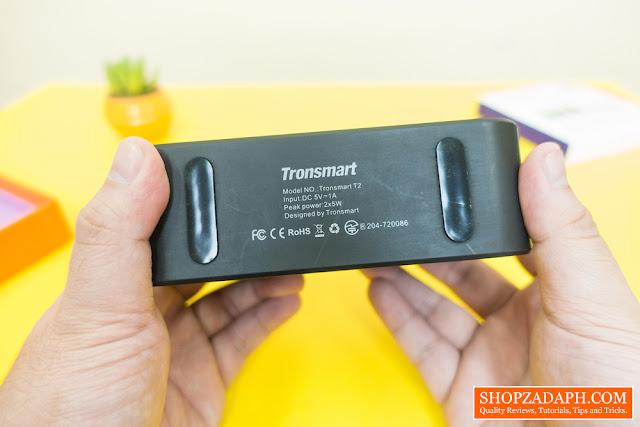 tronsmart element t2 bluetooth 4.2 speaker review