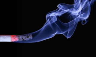 Smokers turned out to be more vulnerable to GERD (chronic stomach acid), how come?