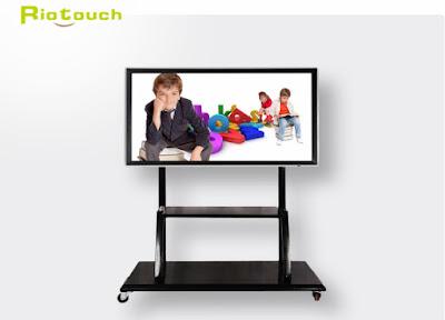 Riotouch là màn hình tương tác thông minh đến từ thương hiệu Đài Loan