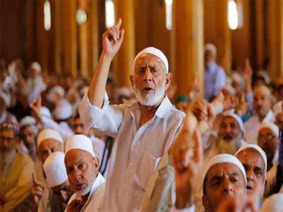 मुस्लिम समुदायाचा राज्यव्यवस्थेतील सहभाग