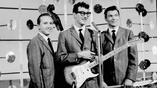This Is Rock 'n' Roll Radio # 960: Buddy Holly, and The Night The Music Lived