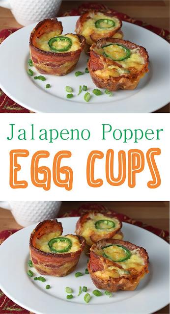 Jalapeno Popper Egg Cups