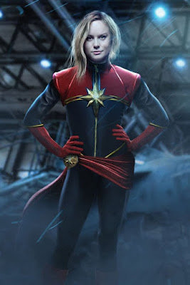 captain marvel power movie logo  captain marvel pemeran