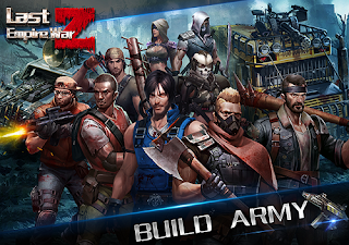 Last Empire - War Z Mod Apk for Android