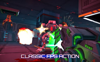 Neon Shadow - Classic FPS Action