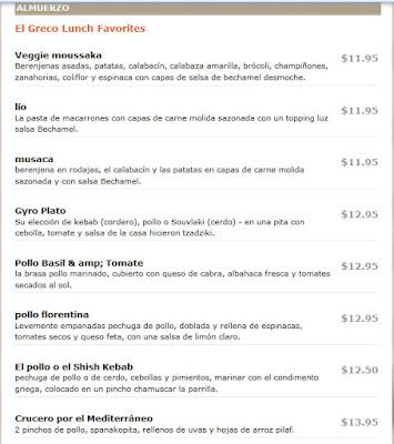 Restaurantes de la Florida