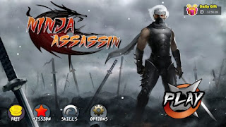 Ninja Assassin Mod Apk v1.1.5 (Unlimited Coins/VIP Purchased) Terbaru
