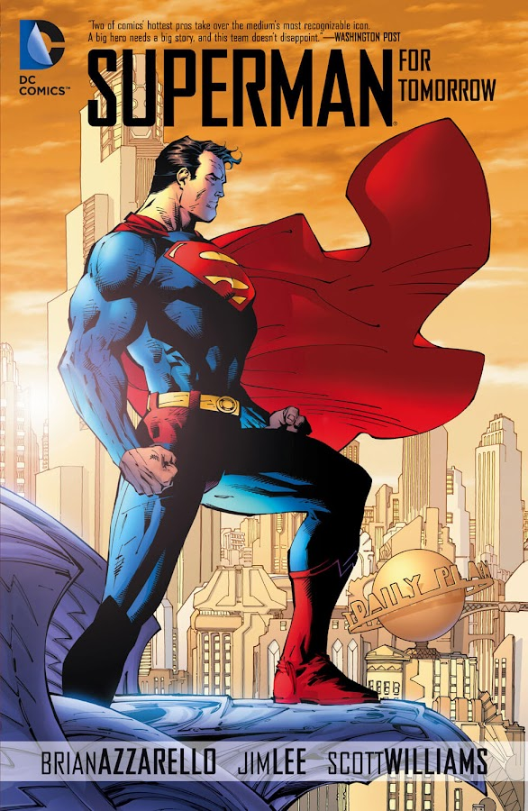 superman for tomorrow dc comics