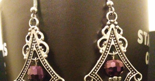 Chandelier Earrings Tutorial