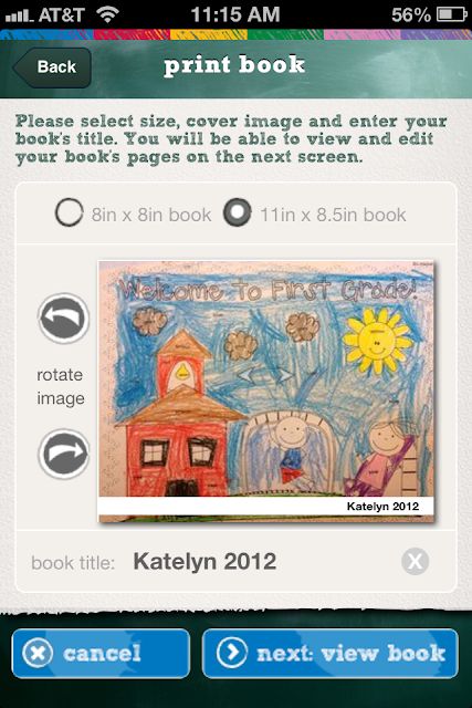 ArtKive - a simple way to organize, keep and store your kids' artwork!!  #kids #tech #techapp