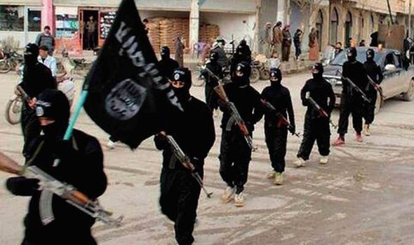 isis beheads witches syria