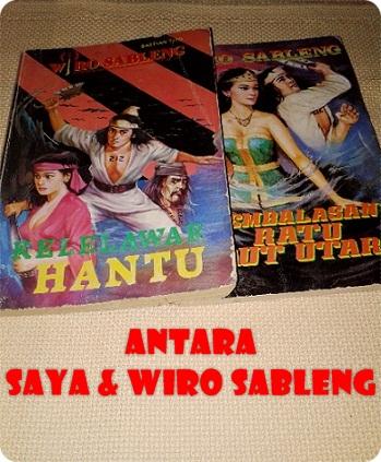 ANTARA SAYA & WIRO SABLENG
