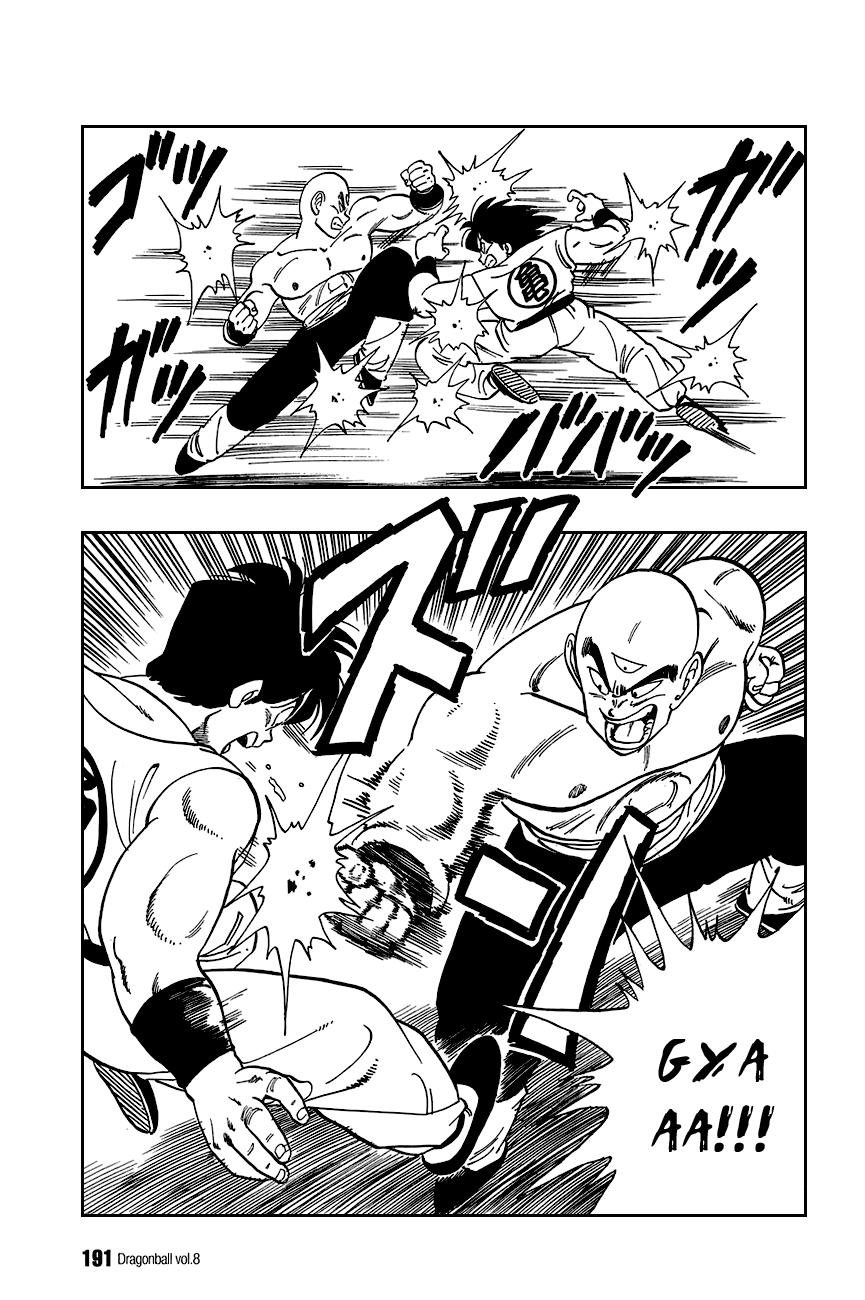 Dragon Ball chap 117 trang 11