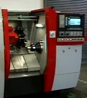 CNC Machine for Automated Fabrication of Steel Members