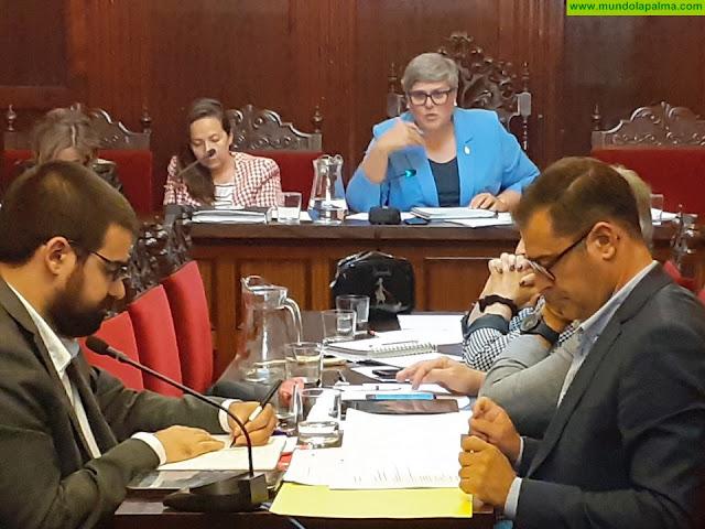 Noelia García Leal propone un gran pacto social para Los Llanos de Aridane
