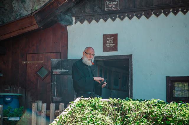 Wanderung zur Einsiedelei St. Georg bei Saalfelden  SalzburgerLand 07