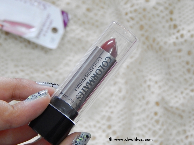 Colormates Lipstick Ruby Red
