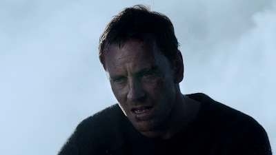 Hollywood Actor Michael Fassbender HD Image In The Snowman