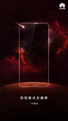 Huawei Unveils New Phone with Unusual Design 87