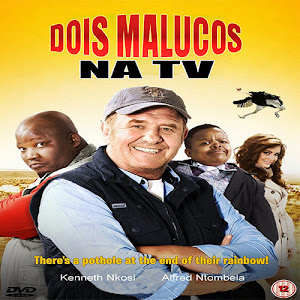 Capa do Filme Dois Malucos Na Tv
