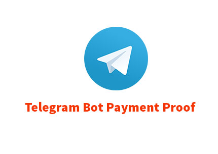 Telegram Bot Payment Proof - Bitcoin Mining Telegram