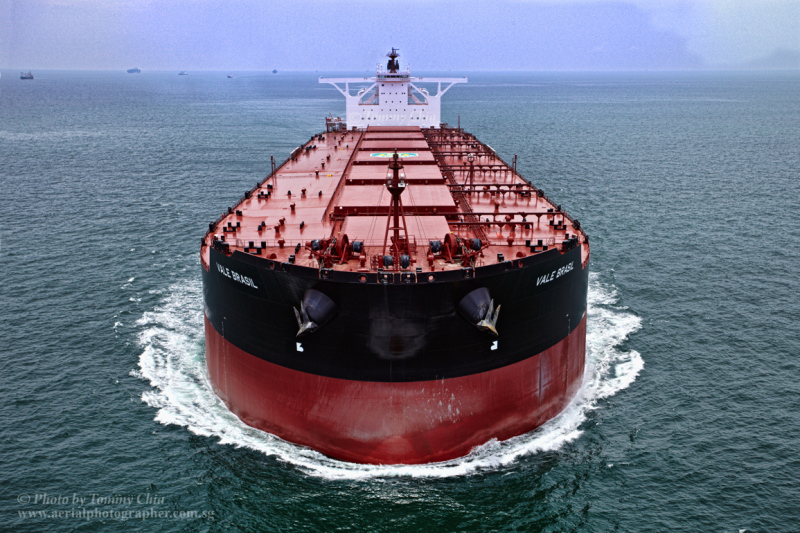 World biggest oil tanker type ship ever built