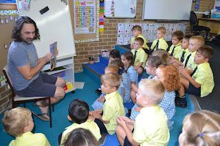 Kindy Kangaroo Mystery Reader Week 3