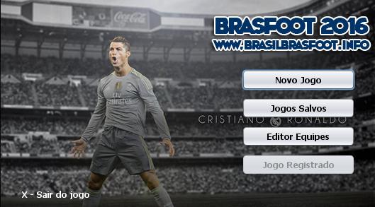 Skin Cristiano Ronaldo Real Madrid para Brasfoot 2016