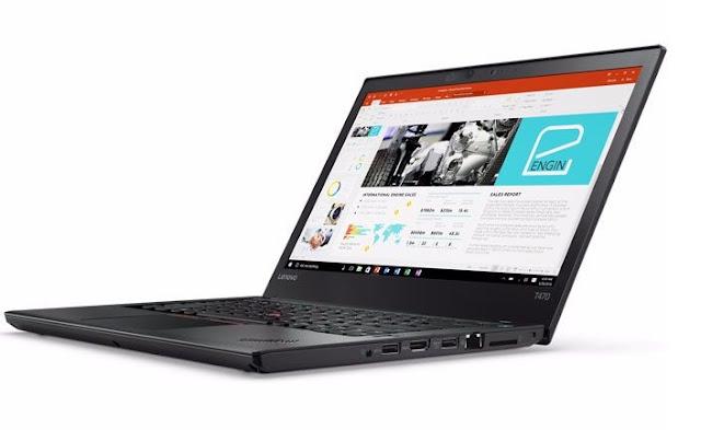 Spesifikasi Lenovo ThinkPad T470