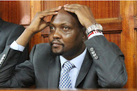 F*** You!! MOSES KURIA goes berserk and insults journalist on Live TV (WATCH VIDEO)