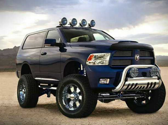 2016 Dodge Ramcharger Concept Price