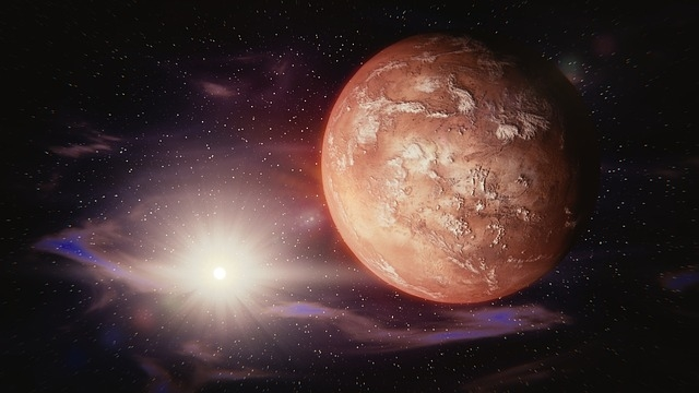 Astronomers have detected oxygen On Mars