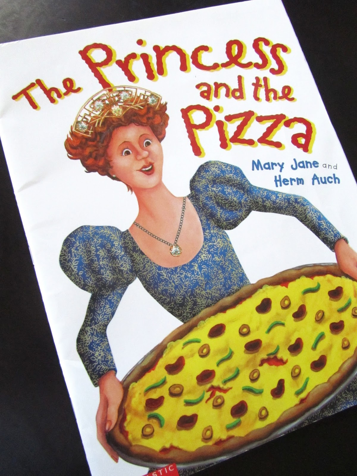 Pinning With Purpose The Princess And The Pizza Preschool